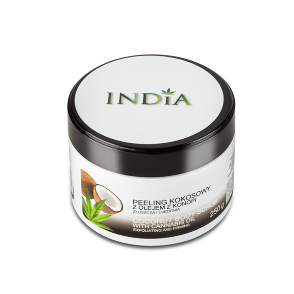 Imagen de Exfoliante y Reafirmante Corporal INDIA 250 ml.