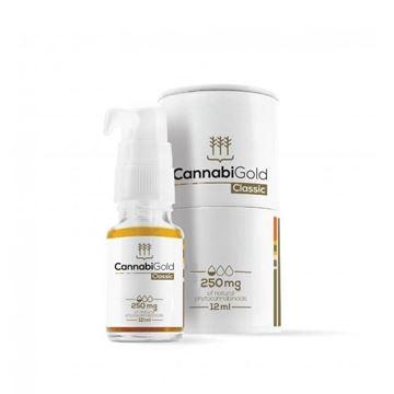 Imagen de CannabiGold Delicate CBD 250 mg. - 12ml.