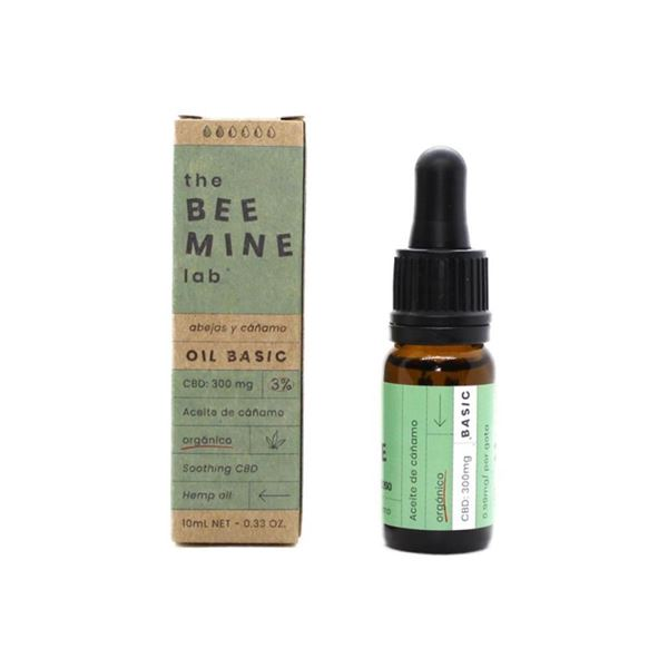 Imagen de The Bee Mine Lab Basic CBD 3%