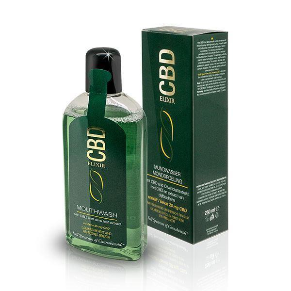 Imagen de Elixir Bucal CBD Elixir 250 ml.