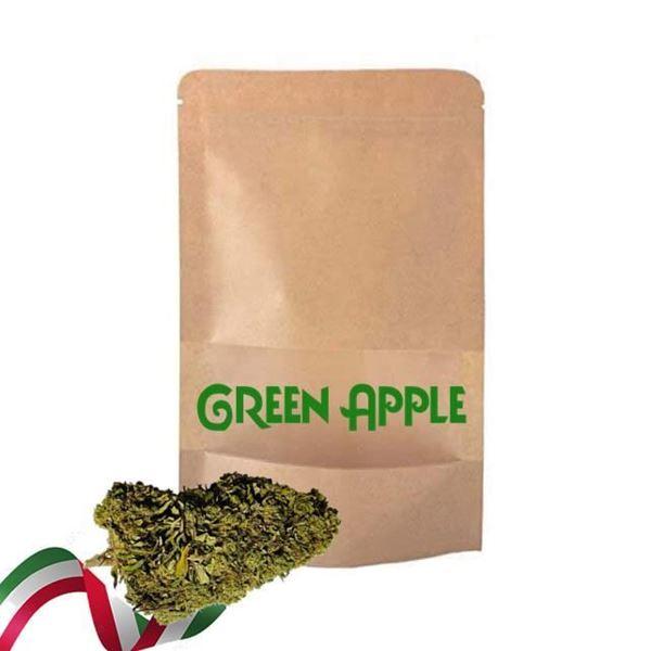 Imagen de Flores Green Apple Bio Aroma - 5gr. 10gr. 20gr. o 30gr.