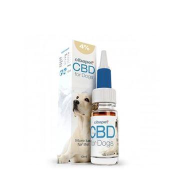 Imagen de CBD 4% para perros Cibapet -  10ml.
