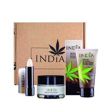 Imagen de Caja Cosmética INDIA Mini Set