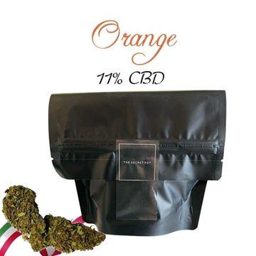 Imagen de Flores Orange CBD Bio Aroma - 10gr. 20gr. o 30gr.