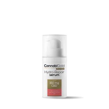 Imagen de CBD Serum Hydro-Repair pieles sensibles y propensas a las alergias Cannabigold 30ml.
